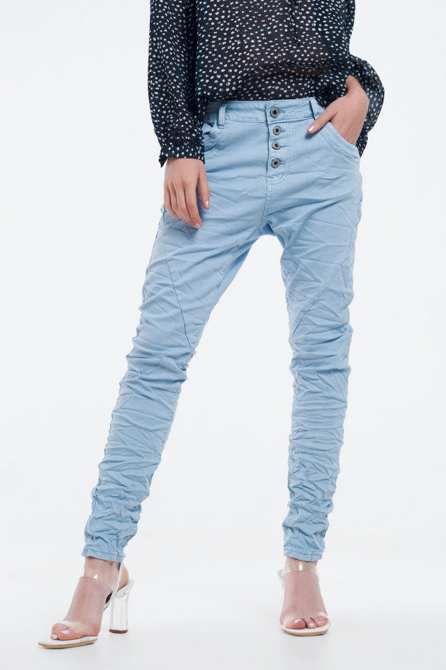 Original boyfriend jeans in blue